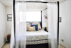 Ikea Bed Canopy by Inspiring Canopy Bed Curtains Ikea Pics Design Ideas Tikspor