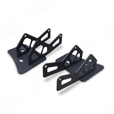 Led Light Bar Brackets by Jeep Led Lights Jeep Led Light Bars And Mounts Jeep Grille