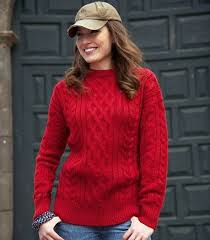141 best knit sweaters f w aran red orange pink images on