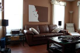 Brown Sofa White Furniture Living Room Living Room Decorating Ideas With Dark Brown Sofa