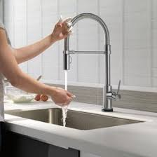 kitchen faucets touch kitchen faucets you ll wayfair