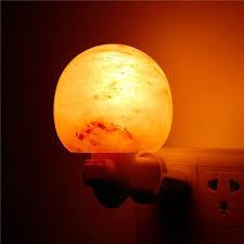 crystal plug in night light us eu au uk plug 15w himalayan glow night light l mini hand