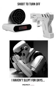 Star Wars Stormtrooper Meme - you re not clever breaking down and breaking up the