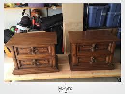 Before And After Home Decor by Creative Painting Bedroom Furniture Before And After Decorating