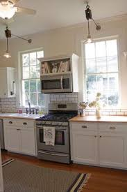 over range microwave no cabinet no cabinet above microwave range hood my dream home pinterest