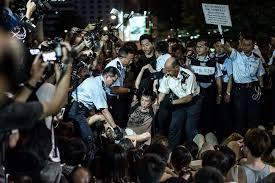 Seeking Hong Kong Hong Kong Arrest 511 Pro Democracy Protesters Time