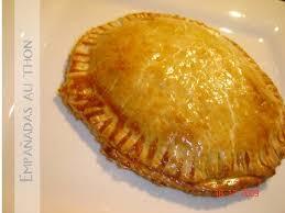 cuisine tunisienne pate au thon empañadas au thon le coin repas