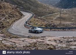 convertible porsche 356 porsche 356 convertible on the bealach na ba in applecross
