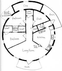dome house floor plans
