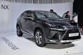 2018 lexus nx 300h iaa frankfurt 2017 10 images lexus nx and ct