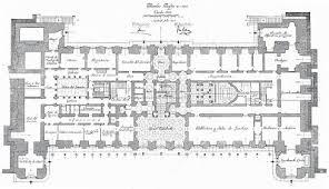 Floor Plan Buckingham Palace Palace Floor Plans The Devoted Classicist Palacio De Liria The