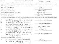 quiz u0026 worksheet u2013 significant figures and scientific notation