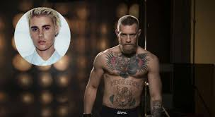 did conor mcgregor inspire justin bieber u0027s latest tattoo vip