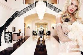 aaron spelling mansion floor plan 15 ridiculous things petra ecclestone brought to the manor curbed la