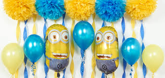 minions party supplies diy minions party ideas birthday express