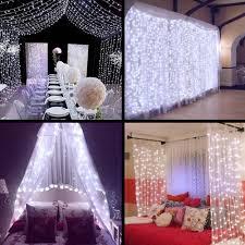 Home Decoration Lighting Amazon Com Zstbt Linkable 304led 9 84ft9 84ft 3m3m Window