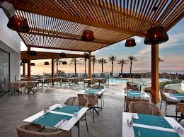 restaurants and nightlife at the hard rock hotel ibiza