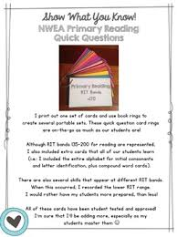 map reading practice nwea map prep testing practice primary reading cards by positively
