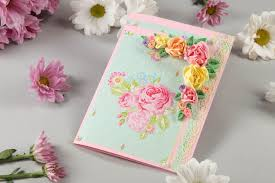 Homemade Greeting Cards by Madeheart U003e Unusual Greeting Card Handmade Greeting Cards Quilling