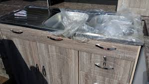kitchen sink with cupboard for sale kitchen units for sale