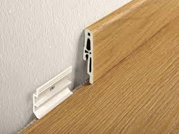 Laminate Flooring Skirting Wooden Skirting Board Invisibile I By Kerakoll Design House
