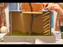 quintin treehouse diorama wmv youtube
