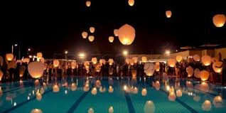paper lanterns with lights for weddings add light accents to your wedding witht sky or hanging paper