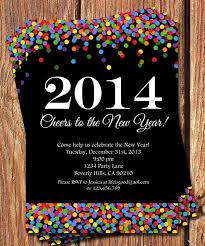 happy new year invitation new years party invitations gangcraft net