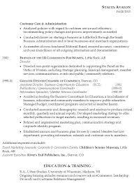 Types Of Resume And Examples by Download Leadership Skills Resume Haadyaooverbayresort Com