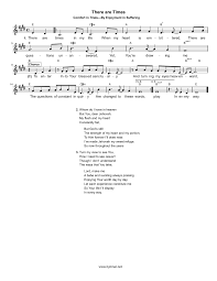 Hymns Of Comfort Hymn There Are Times