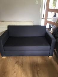 Sofa Come Bed Ikea by Ikea Askeby Small Sofabed Blue 2016 Great Condition In