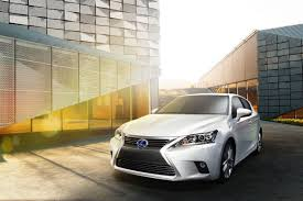 lexus ct200h on sale facelifted lexus ct 200h priced the same as outgoing model in the u s