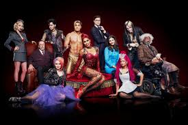 halloween remake cast a u0027rocky horror picture show u0027 cast comparison to prepare you for
