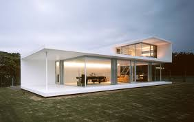 Contemporary Small Modular Homes Design For Minimalist Ideas - Modern design prefab homes