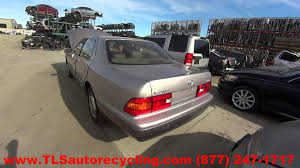 lexus ls400 vehicle speed sensor parting out 1998 lexus ls 400 stock 6045br tls auto recycling