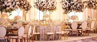 gold wedding decor wedding corners