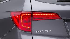 2016 Honda Pilot Tail Light Hd Wallpaper 136