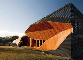 trend wood makes waves in modern architecture eastern