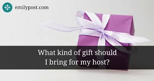 gift for should i bring a hostess gift the emily post institute inc