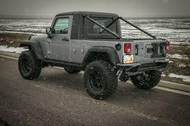 jeep wrangler truck actiontruck jk truck conversion kit teraflex