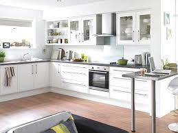 k che wei hochglanz kuche küche weiss hochglanz mit braun fliesen bauwerk auf kuche