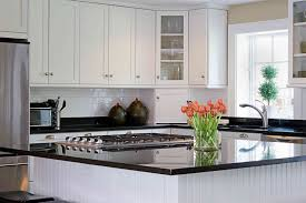 granite ideas for white kitchen cabinets 5 granite countertop color options for your kitchen