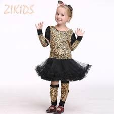 Kids Halloween Cat Costume Cheap Halloween Cat Children Clothing Aliexpress