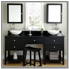 large bathroom vanity single sink single sink vanity with makeup area 60 inch bathroom vanity single