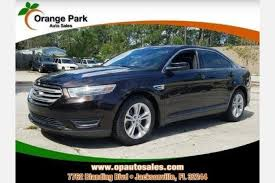 used ford taurus for sale in jacksonville fl edmunds