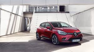 clio renault 2017 updated renault clio shown