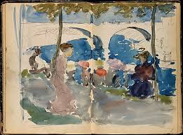 50 best art maurice prendergast images on pinterest