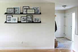 Home Decor Photo Frames Creating A No Commitment Gallery Wall The Craft