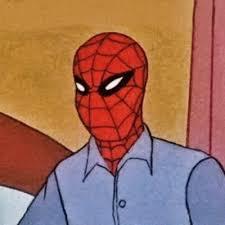Spiderman Meme - 60 s spiderman teh meme wiki fandom powered by wikia