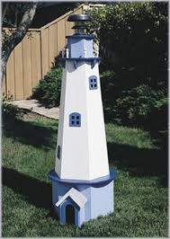 amish outdoor lighthouse 18 inch to five foot handcrafted cape